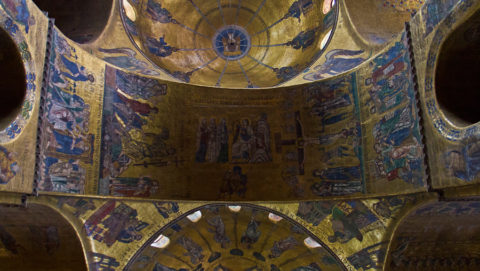 The must see: St Mark's Square and the Golden Church