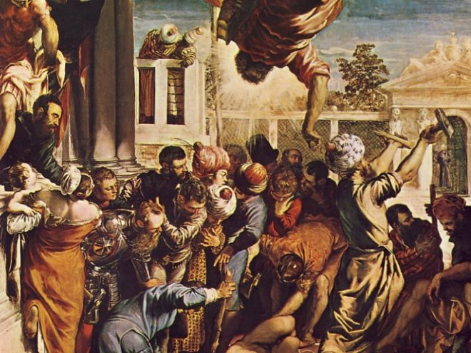 The history of Venetian paintings: the Accademia Galleries
